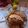 Сливочно-ванильные пирожки с грушами