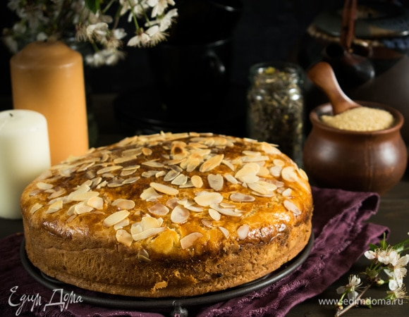 Датский пасхальный пирог