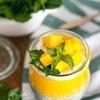 Чиа-пудинг с манго