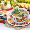 Суп из консервированной сайры