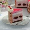 Муссовый торт «Малиновая нежность»