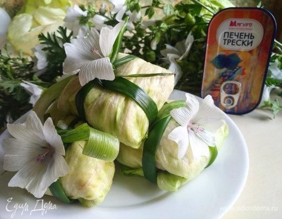Нежный салат «Магуро»