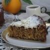 Греческий пирог с семолиной Revani
