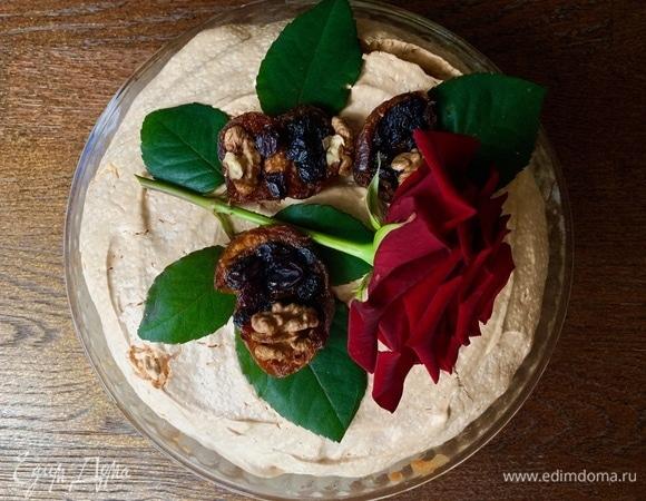 Яблочный пирог «Восточный поцелуй»