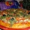 Пицца с майонезом