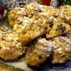 Печенье овсяное с майонезом