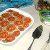 Картофельно-мясная запеканка в сливочной заливке