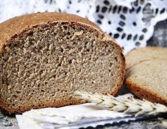 Хлеб с медом и тмином