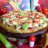 Пицца на овощной основе