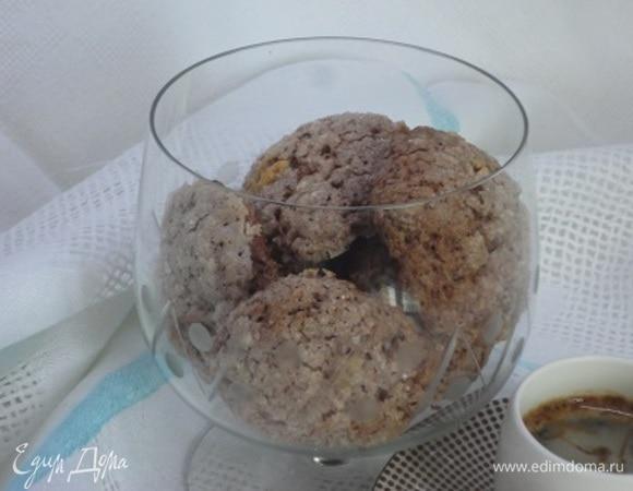 Песочное печенье с пряностями