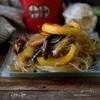 Фунчоза с овощами и грибами