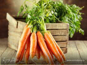 Морковь для омоложения кожи