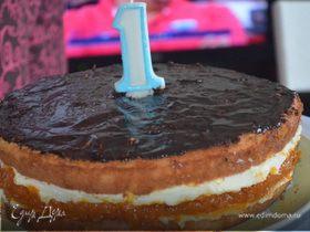 Первый Варин торт