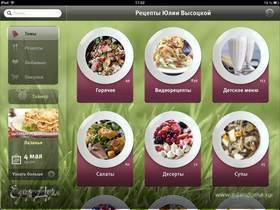 Приложения iPhone, iPad