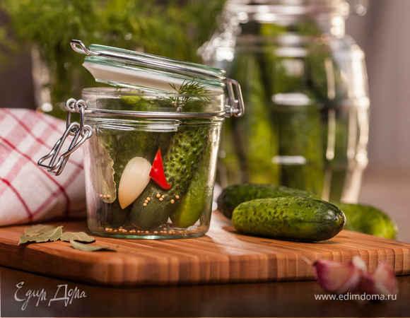 Огурцы на зиму рецепты приготовления с уксусом грудка индейки простые рецепты приготовления