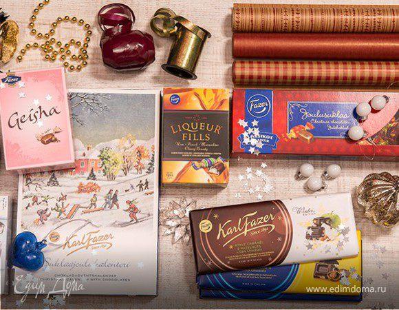 Праздничный декор для сладких подарков!