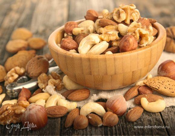 Орехи — кладезь зимних витаминов