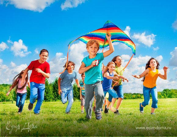 Чем занять ребенка на свежем воздухе