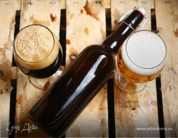 Как приготовить домашнее пиво