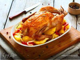 Новогоднее меню: десять оригинальных блюд из курицы