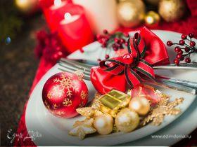 Десять идей для оформления новогоднего стола