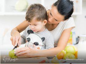 Какие продукты нужны для роста ребенку