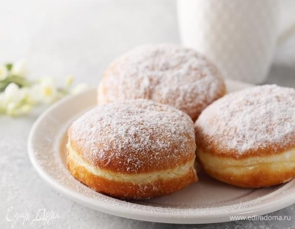 как приготовить пончики пошаговый рецепт