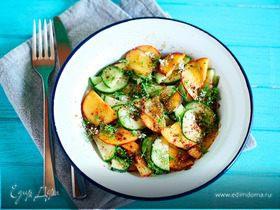 Готовим летние салаты: десять рецептов салатов из свежих овощей