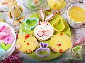 Вкусное творчество: пять оригинальных детских бутербродов