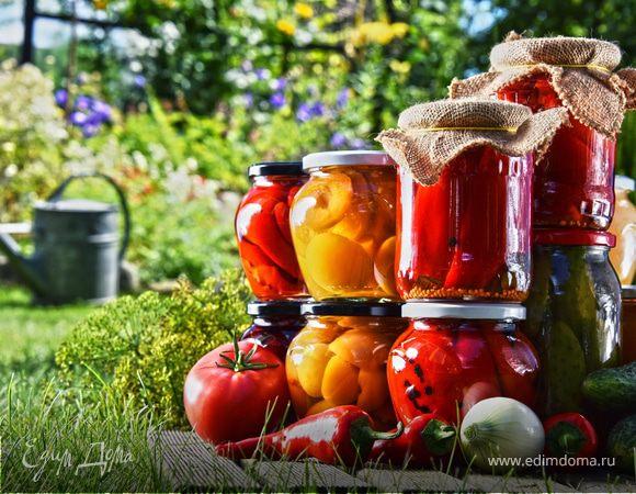 Домашние запасы: десять вкусных заготовок на зиму для всей семьи