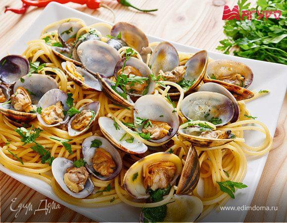 Щедрый улов: десять блюд из морепродуктов на любой вкус