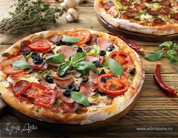 Вкусное очарование: семь рецептов осенней пиццы