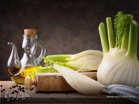 Вкусные фантазии: семь блюд с фенхелем на каждый день