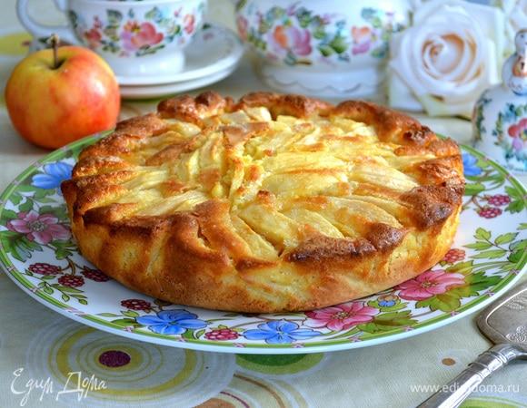 Домашние сладкие пироги: 15 рецептов от «Едим Дома»