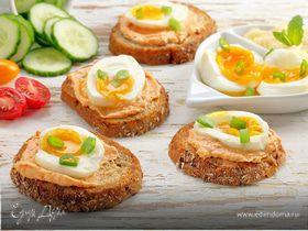 Завтрак в скорлупе: семь интересных рецептов блюд из яиц
