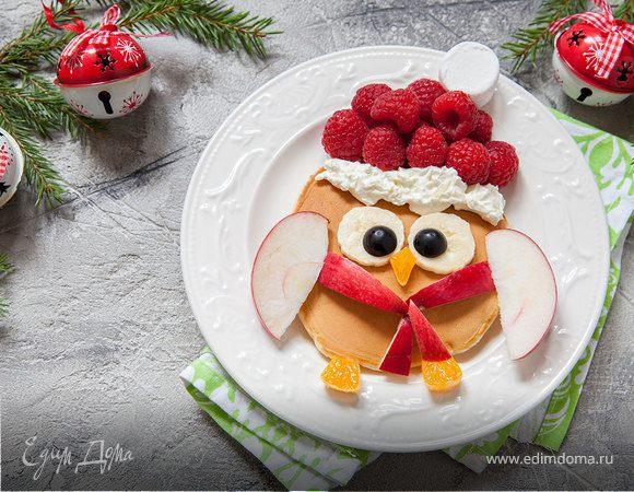 Готовим детям: 7 рецептов для праздничного стола