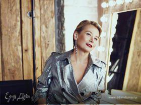 Новое интервью Юлии Высоцкой для OK-MAGAZINE.ru: «Рай — это... наверное, когда нет боли»