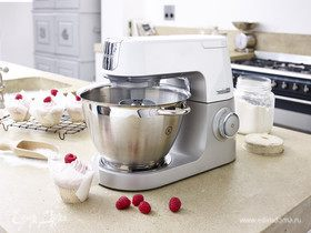 Неограниченные кулинарные возможности с кухонной машиной KENWOOD