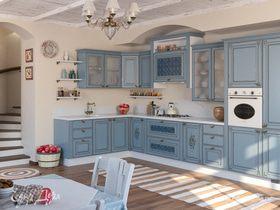 Коллекция принтов от Юлии Высоцкой для кухни «Бергамо»!