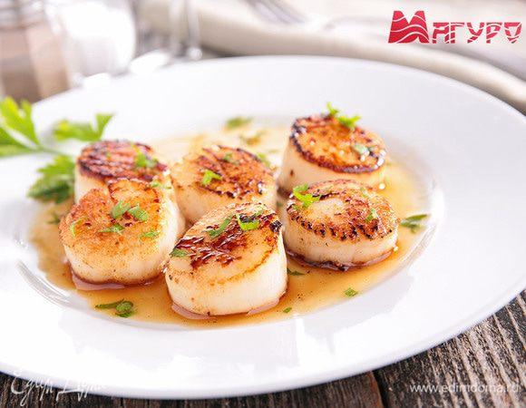 Готовим с изыском: блюда с морским гребешком на каждый день