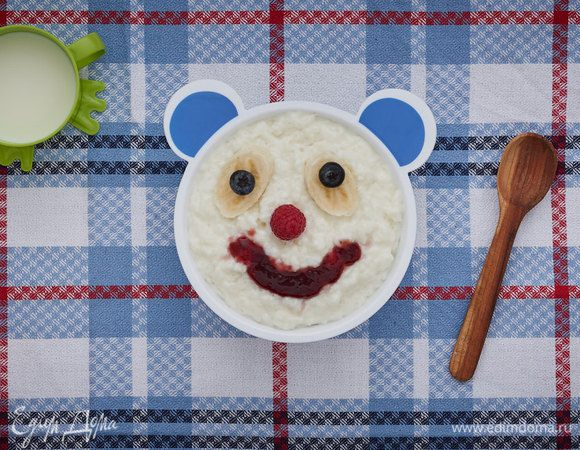 Готовим детям: блюда из риса для маленьких гурманов