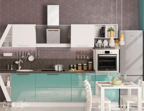 «Берлин» стал доступнее в Мастерской кухонной мебели «Едим Дома!»