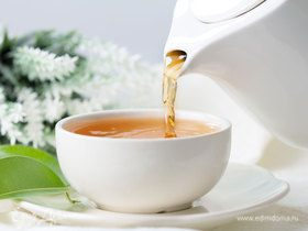 Ароматная весна с чайным набором Golden Edition