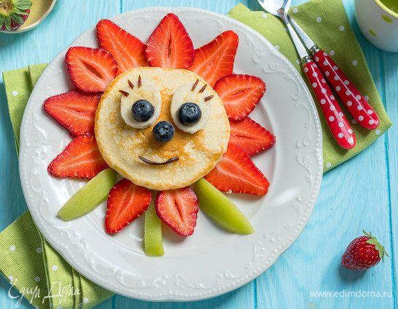 Сезонные фантазии: рецепты детских летних завтраков на каждый день