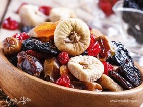 7 интересных фактов о сушеных овощах и фруктах