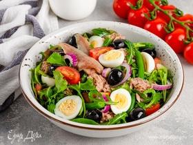 Копилка кулинарных хитов: готовим популярные мировые салаты