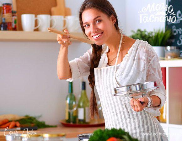 Успеть за 30 минут: что приготовить к обеду и ужину на скорую руку