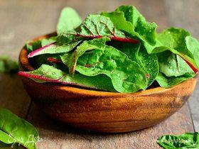 Какой салат у нас на грядке?