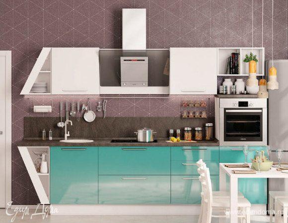 Яркие модели со скидкой в Мастерской кухонь «Едим Дома!»