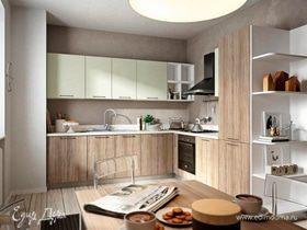 Уроки дизайна: как правильно разместить мебель в маленькой кухне